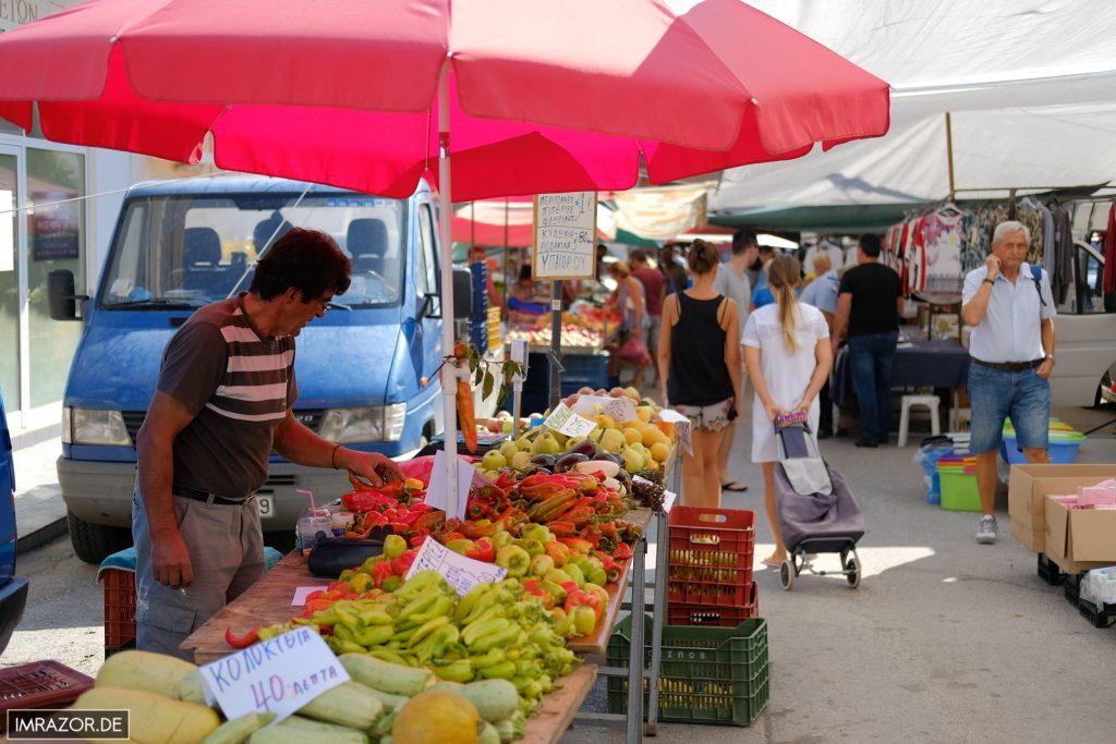 Kassandria - Markt