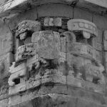 Chichén Itzá - Chac Maske