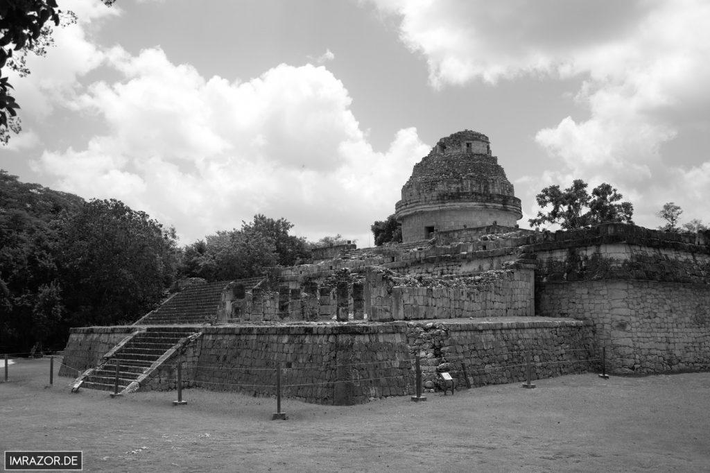 Chichén Itzá: Caracol