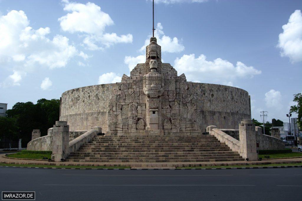 Mérida - Monumento a la Patria
