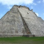Uxmal - Pyramide des Zauberers