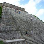 Uxmal - Große Pyramide