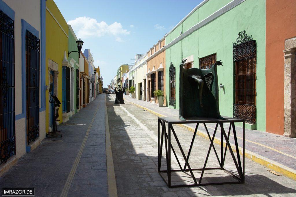 Campeche - Altstadt