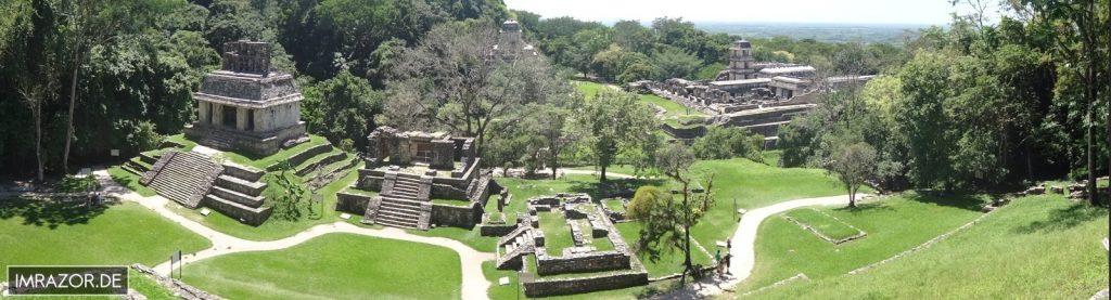 Palenque - Panorama