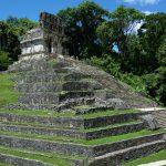 Palenque - Kreuztempel