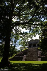 Palenque - Templo del Conde