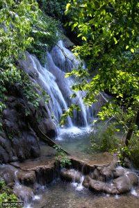 Palenque - Wasserfall
