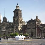 Mexico City - Kathedrale