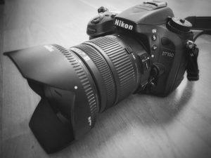 Meine Kamera-Objektiv-Kombi auf Reisen