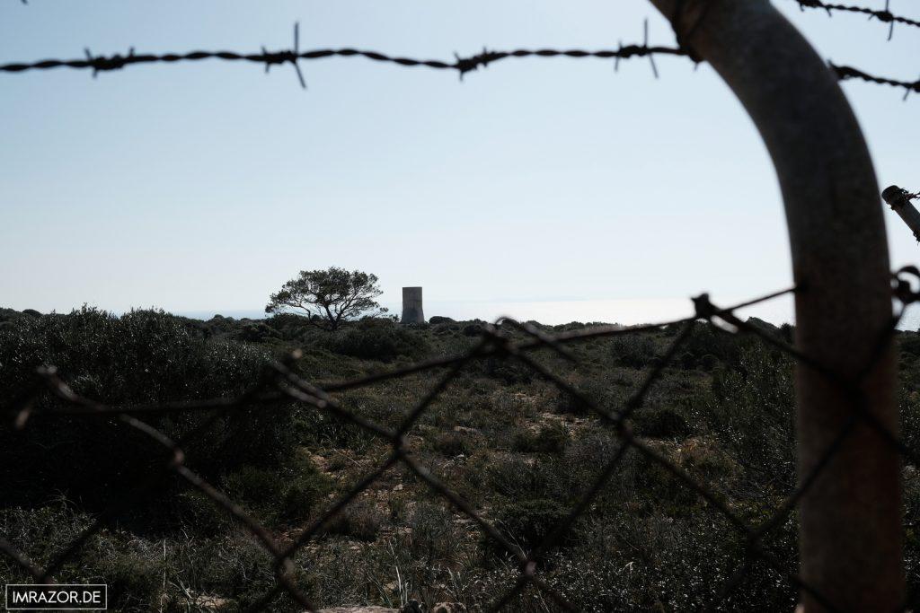 Torre Vigía de Cap Blanc