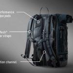 Compagnon Explorer - Kamerarucksack mit Deuter Tragesystem