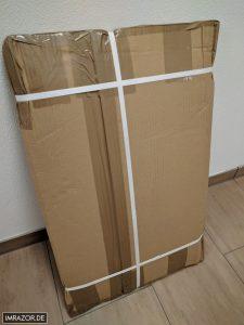 ZOR.com: Verpackung