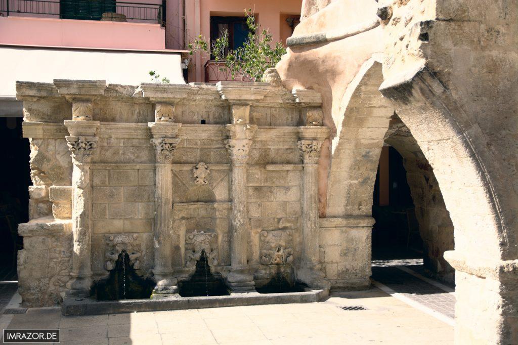 Rethymnon - Rimondi Brunnen