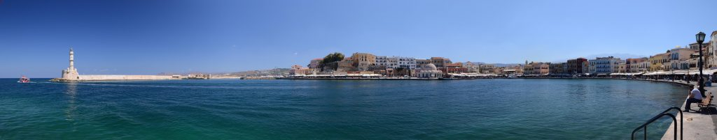 Chania - Hafen