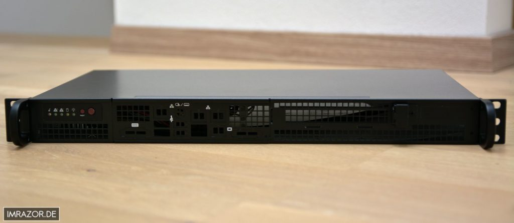 SuperChassis SC505-203B